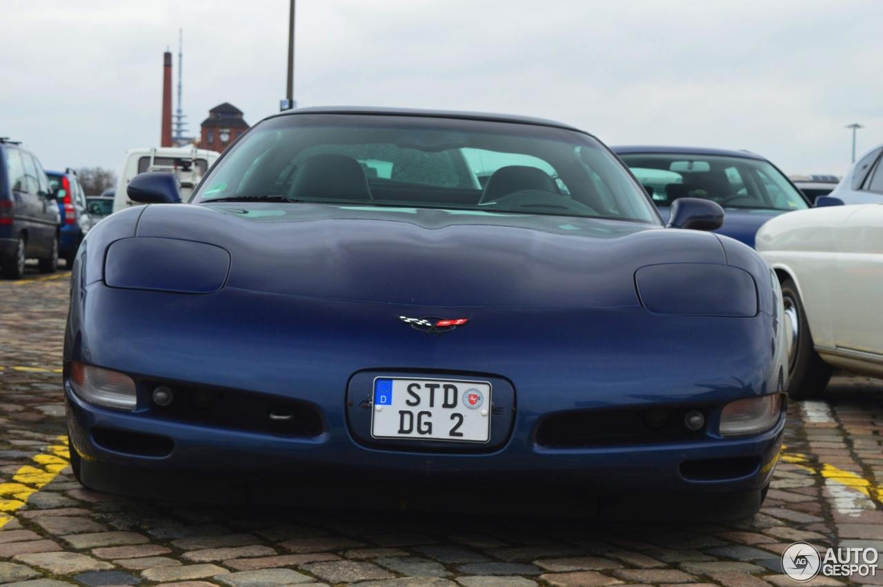 Chevrolet Corvette C5 3