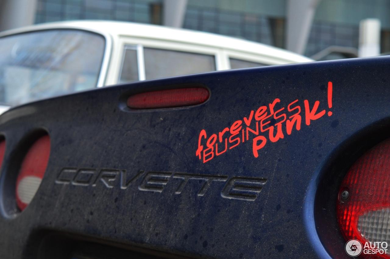 Chevrolet Corvette C5 5
