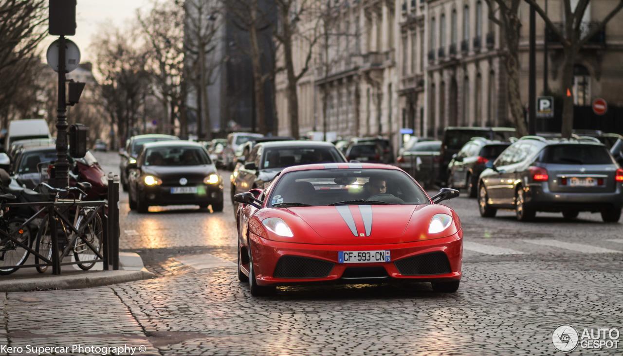 Ferrari 430 Scuderia 1