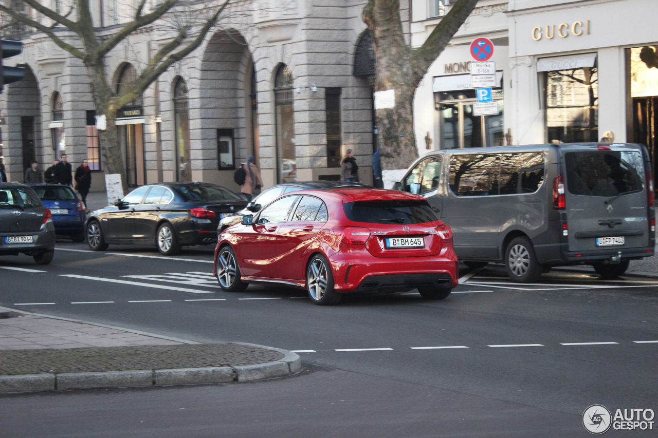 Mercedes-Benz A 45 AMG 7