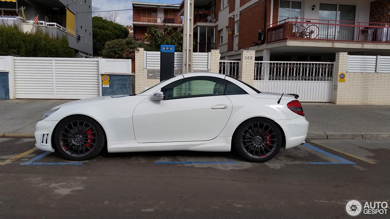 Mercedes Benz Slk 55 Amg R171 6 February 2016 Autogespot