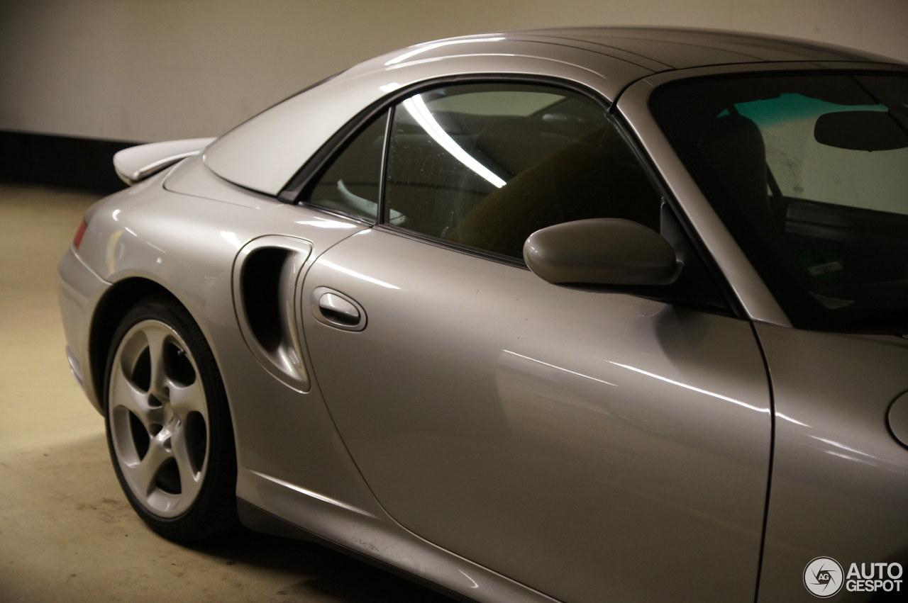 Porsche 996 Turbo Cabriolet 5