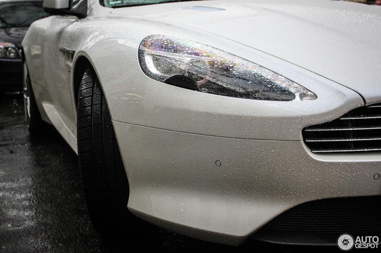 Aston Martin DB9 Volante 2013 6