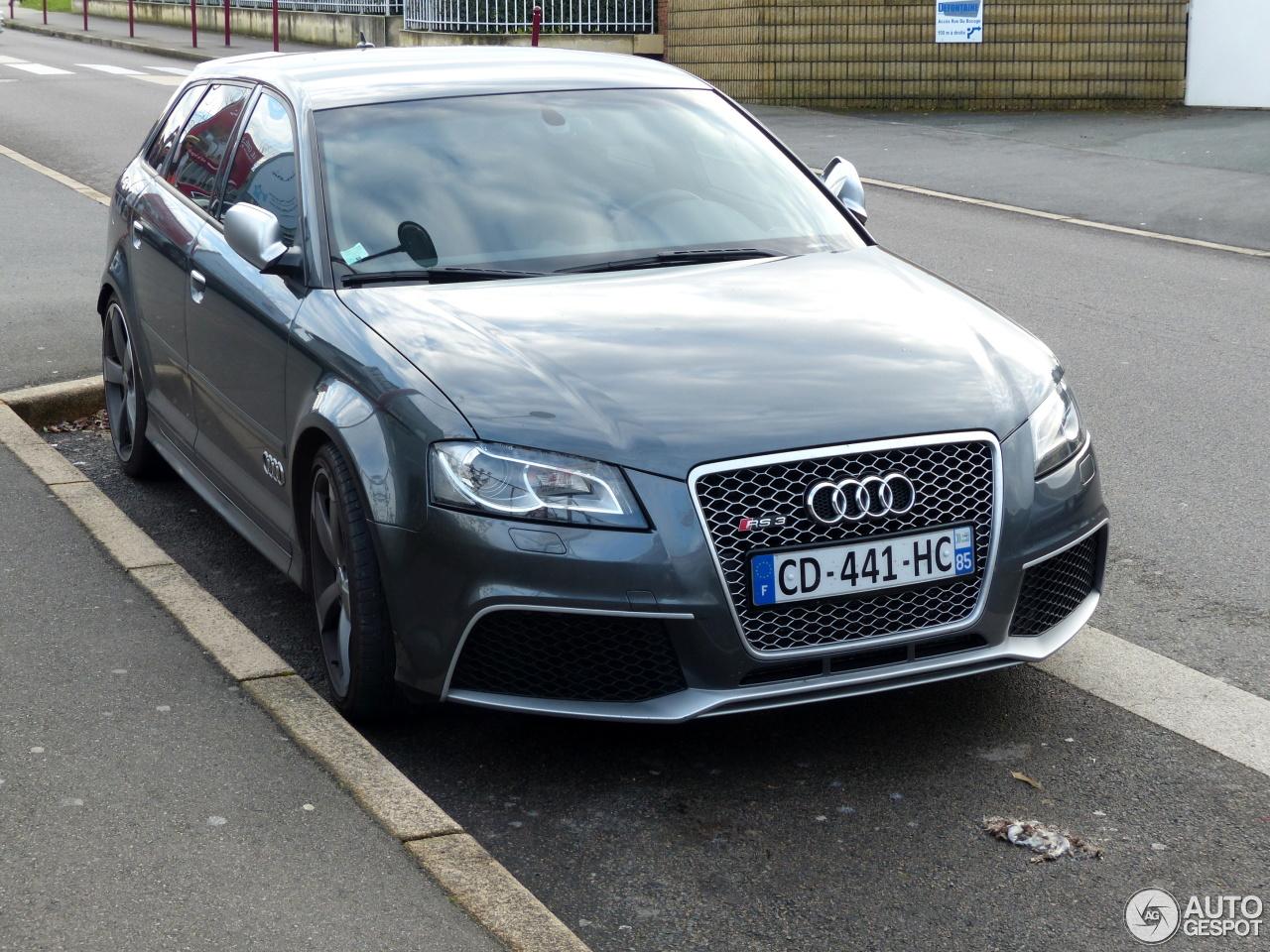 Audi RS3 Sportback 8