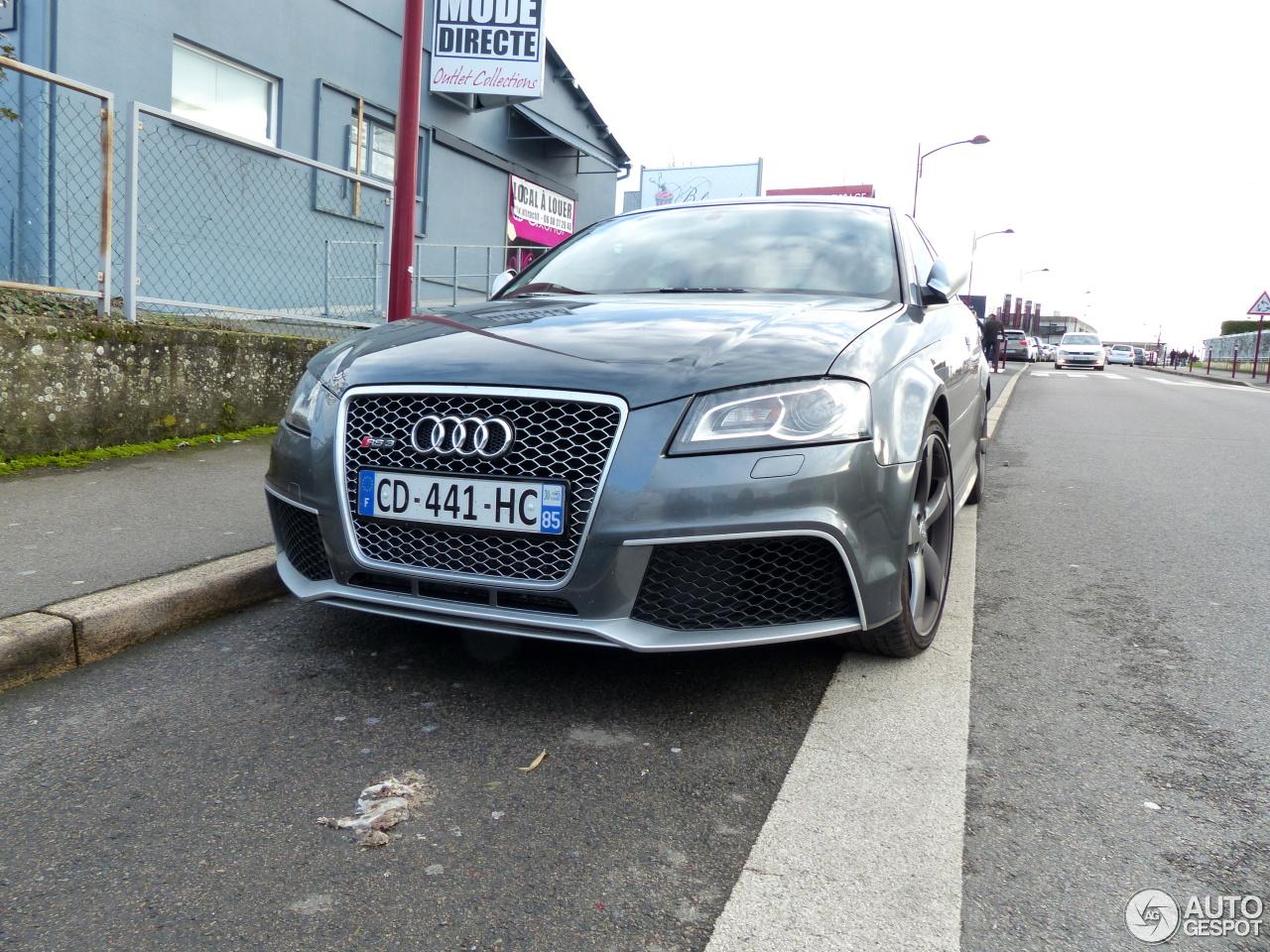 Audi RS3 Sportback 9