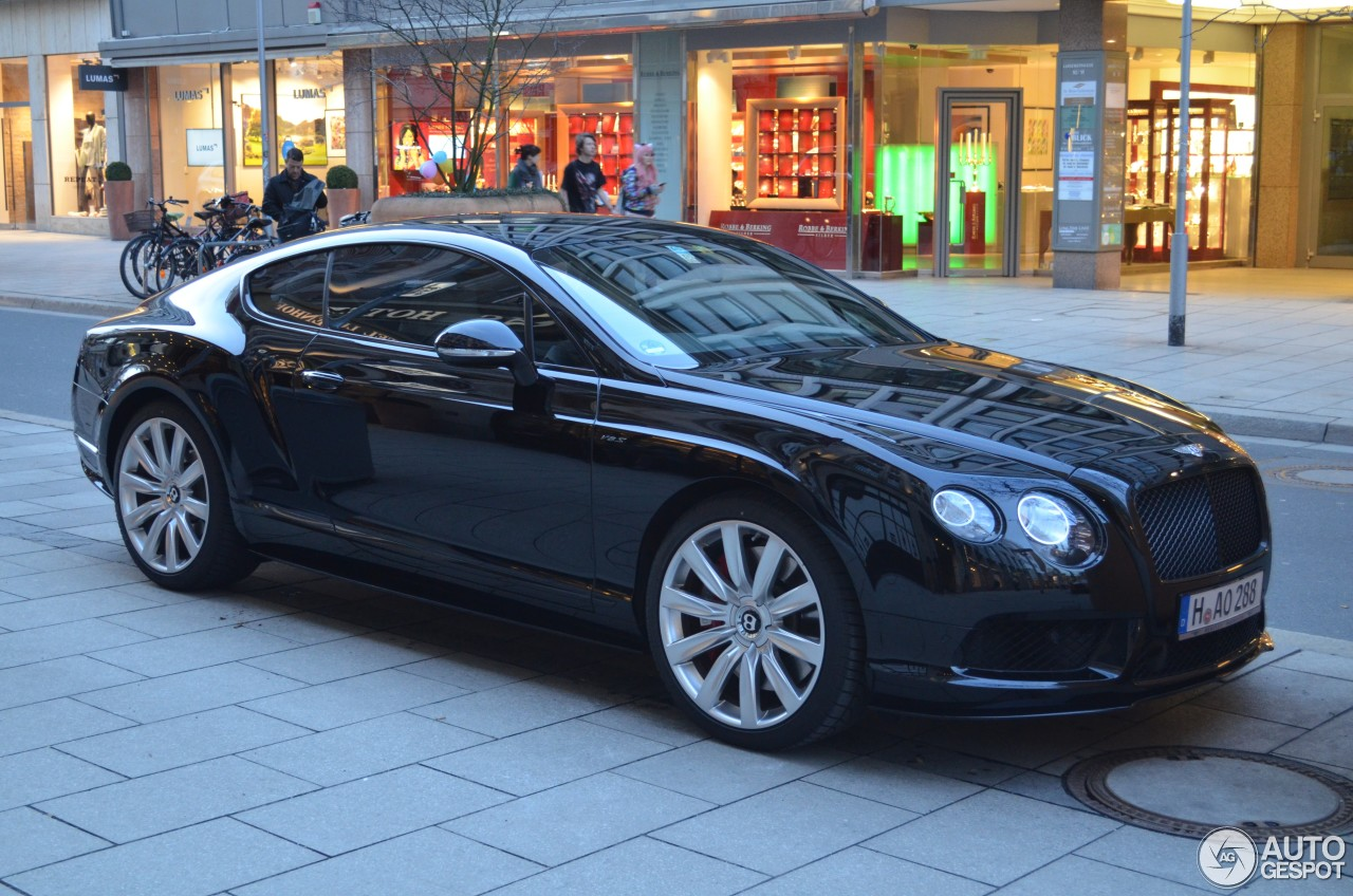 Bentley Continental GT V8 S 6