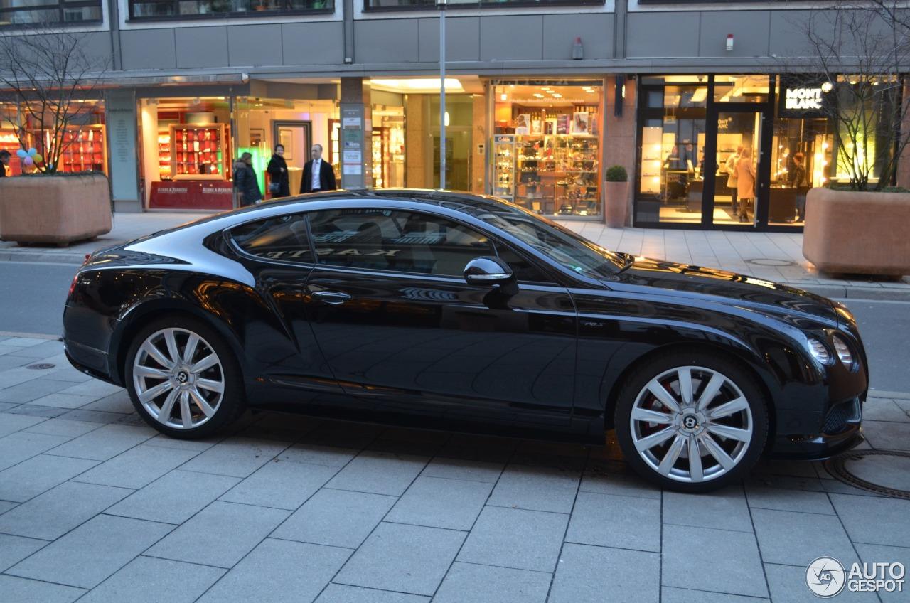 Bentley Continental GT V8 S 7