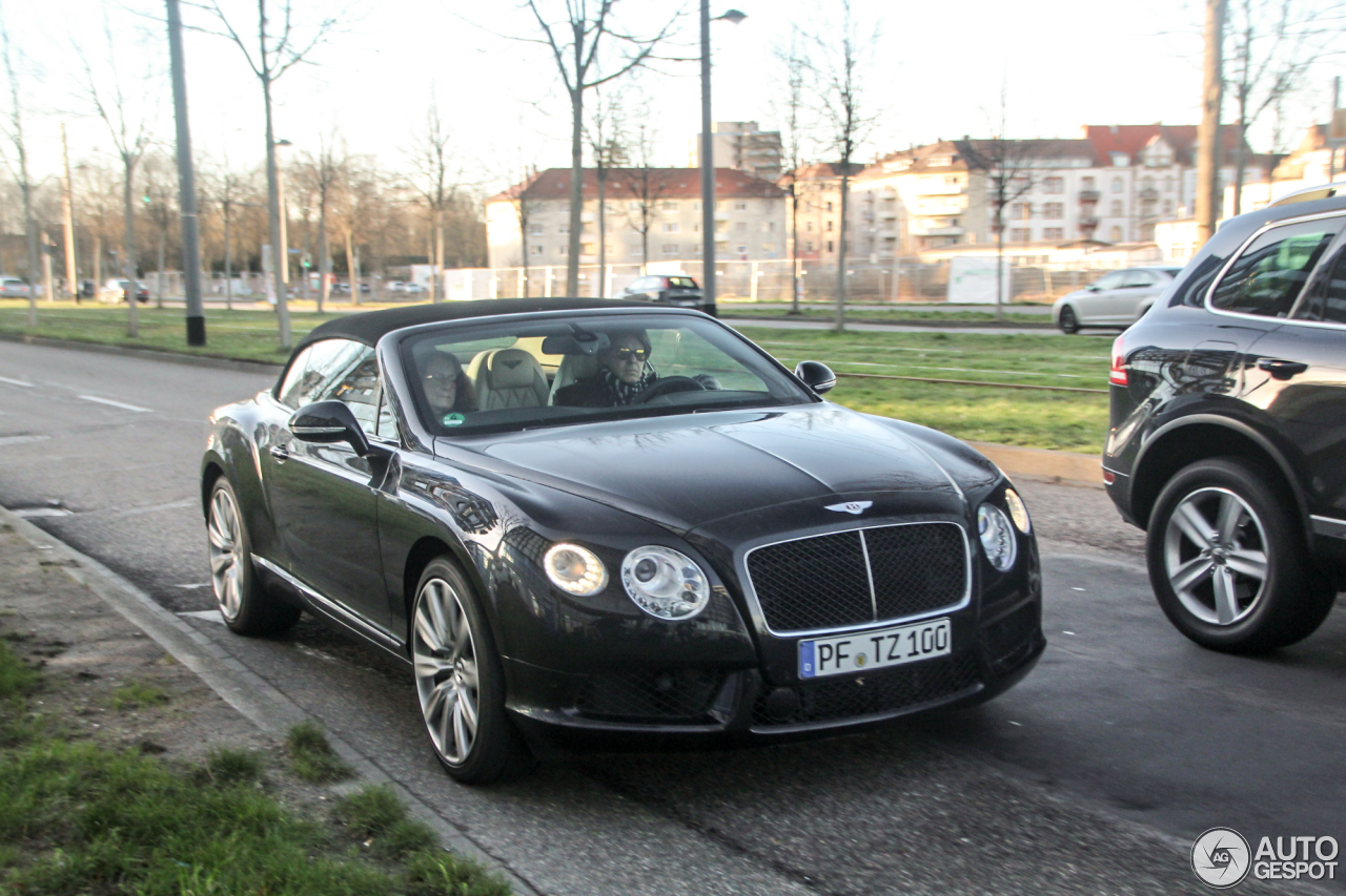 Bentley Continental GTC V8 3