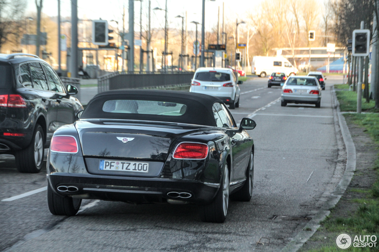 Bentley Continental GTC V8 4