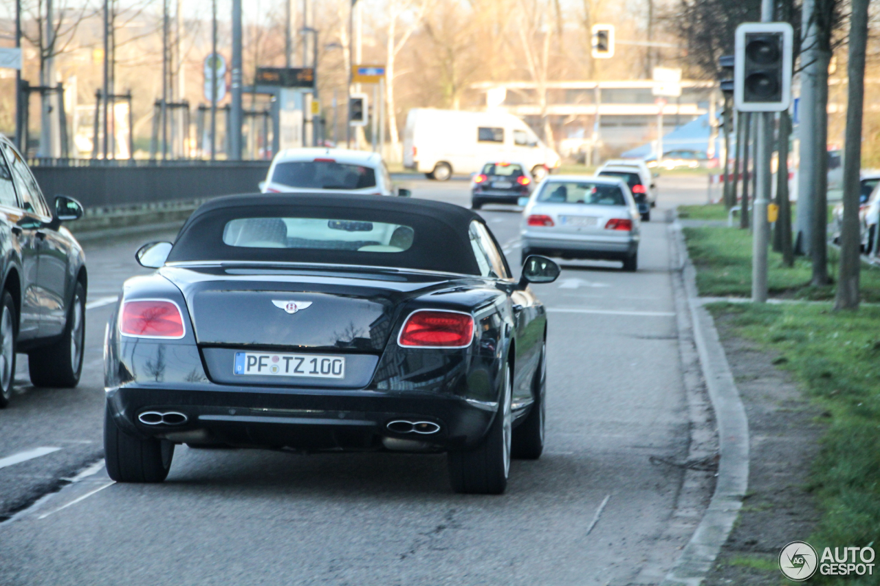 Bentley Continental GTC V8 5