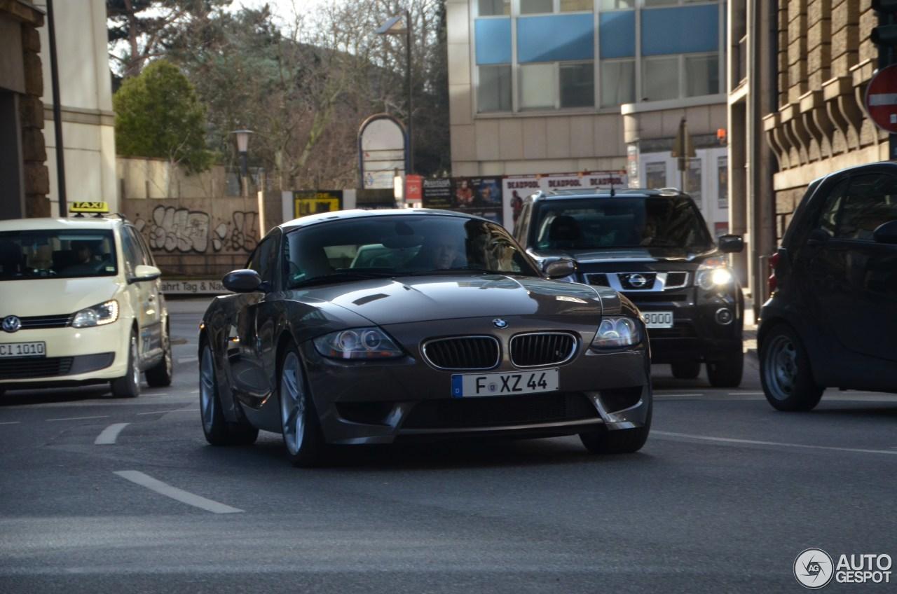BMW Z4 M Coupé 1