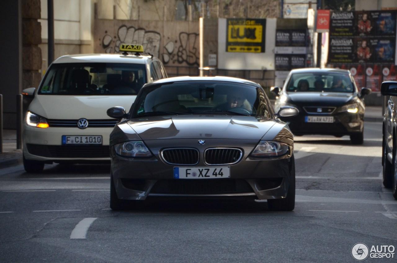 BMW Z4 M Coupé 2