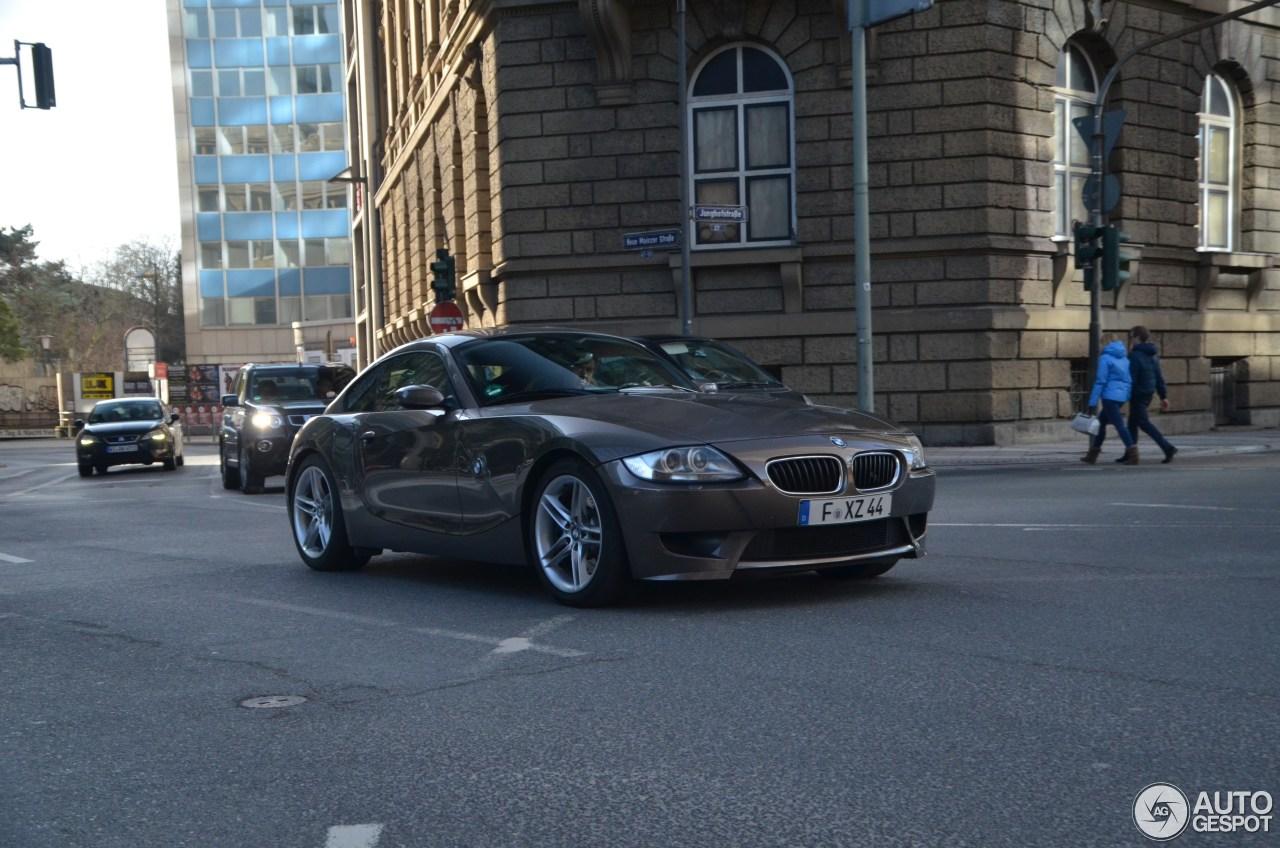 BMW Z4 M Coupé 3