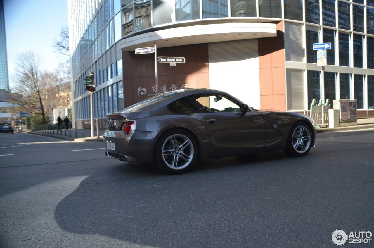 BMW Z4 M Coupé 4