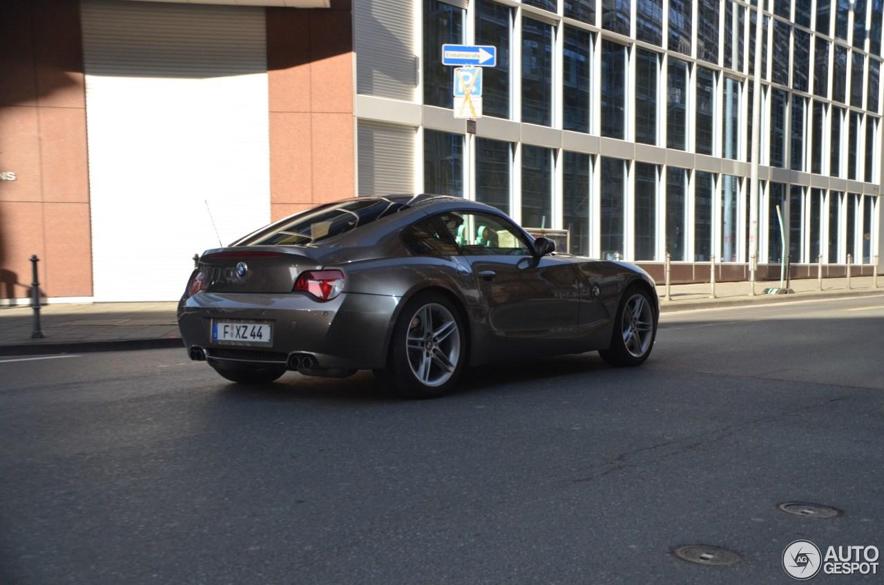 BMW Z4 M Coupé 5