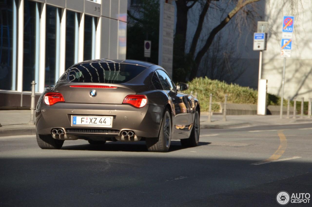 BMW Z4 M Coupé 6