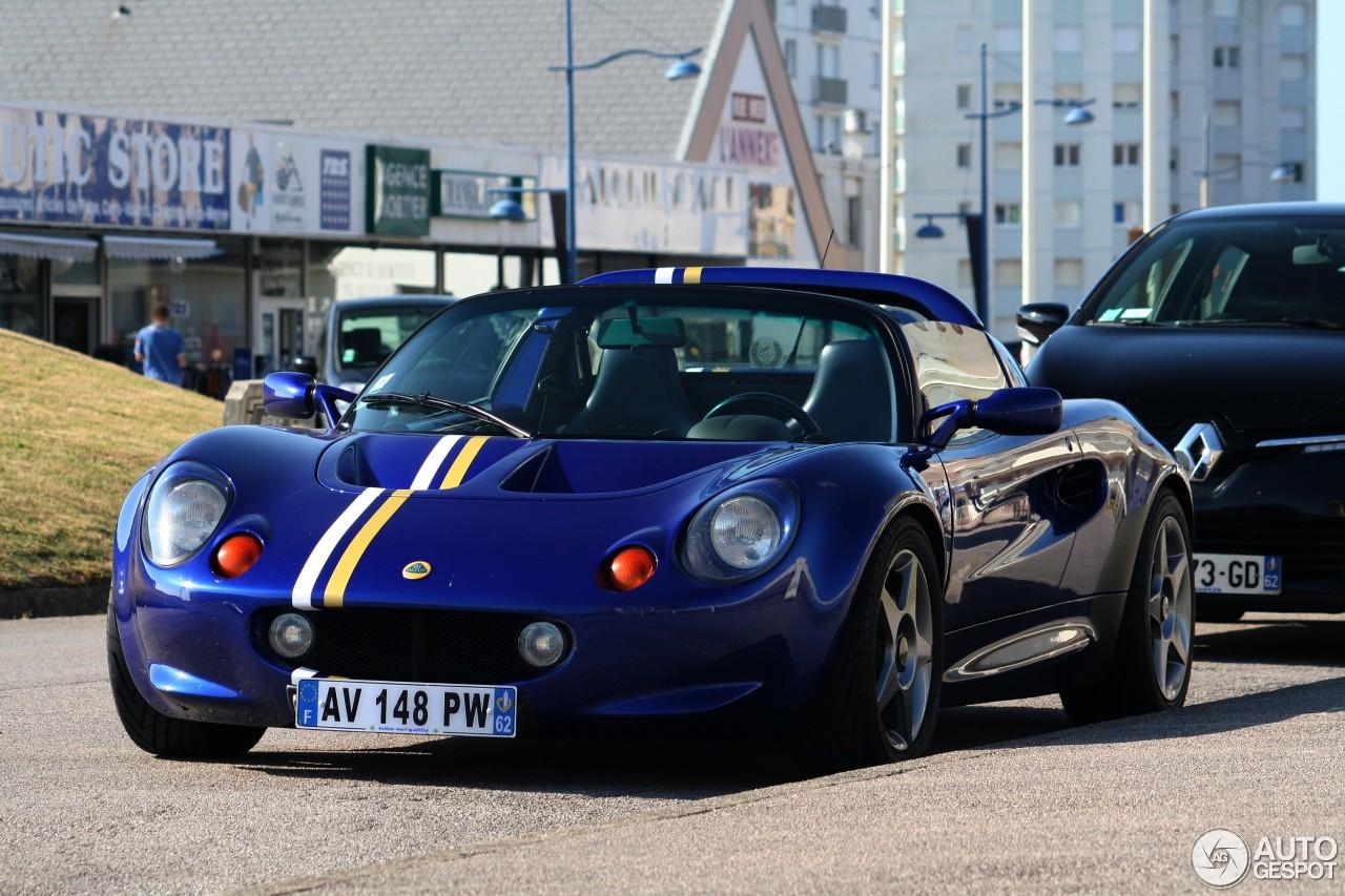 Lotus Elise S1 2