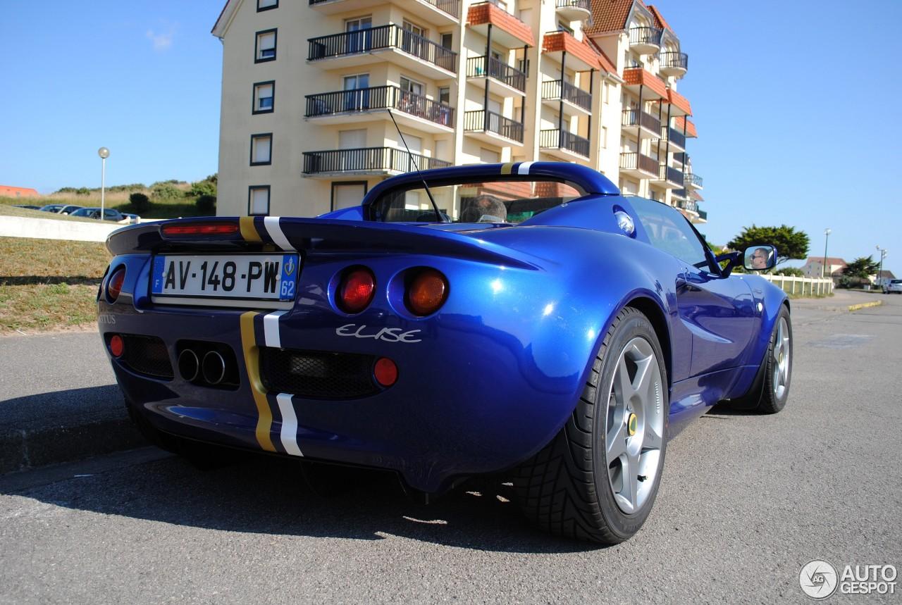 Lotus Elise S1 4