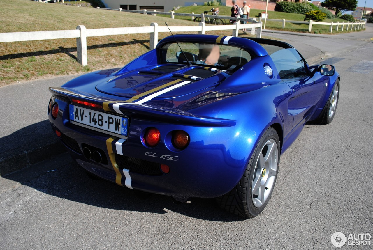 lotus elise s1 7 fvrier 2016 autogespot. Black Bedroom Furniture Sets. Home Design Ideas