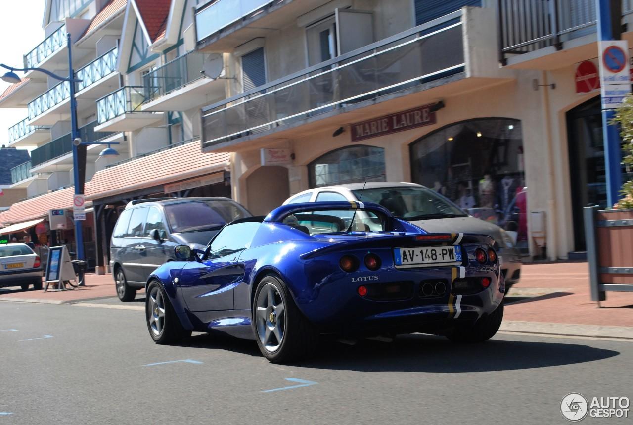 Lotus Elise S1 9