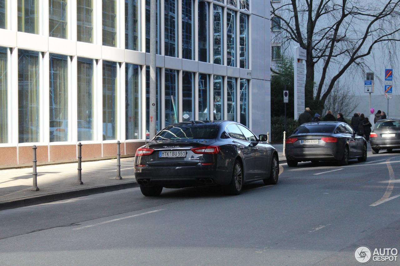 Maserati Quattroporte S Q4 2013 5