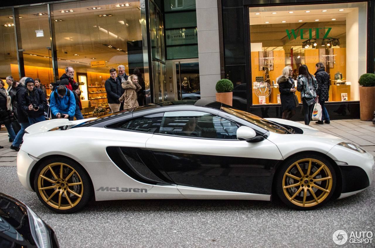 McLaren 12C 10