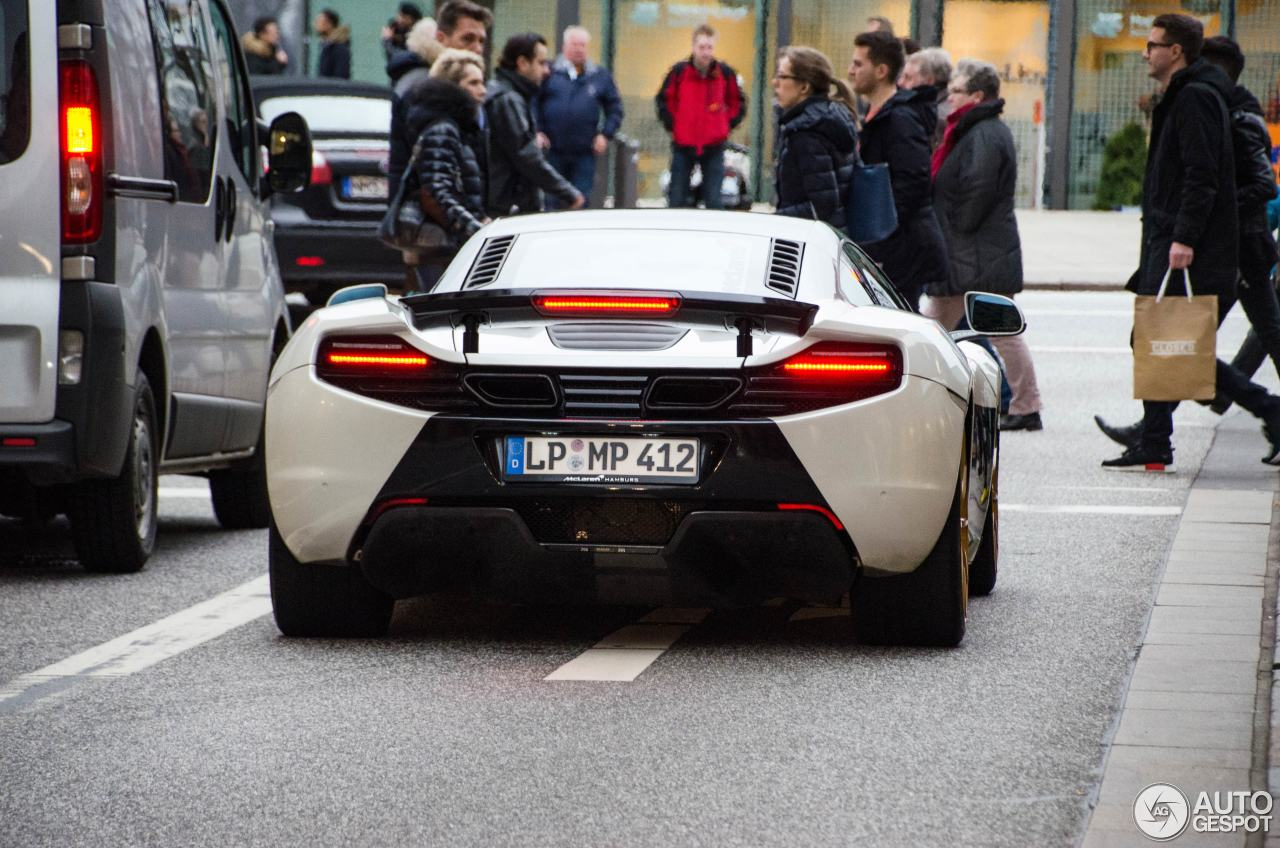 McLaren 12C 3