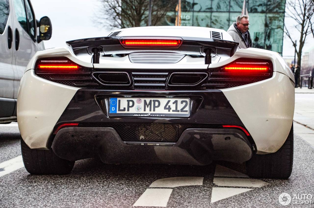 McLaren 12C 4