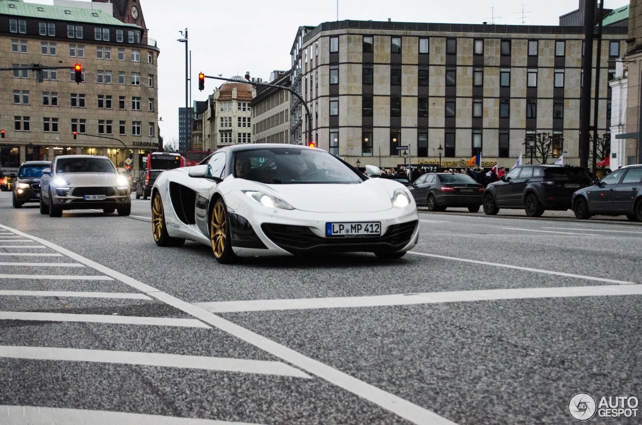 McLaren 12C 5