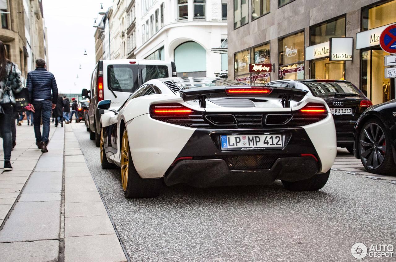 McLaren 12C 9
