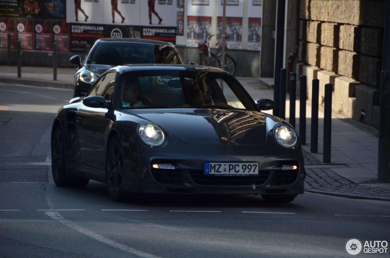 Porsche 997 Turbo MkI 3
