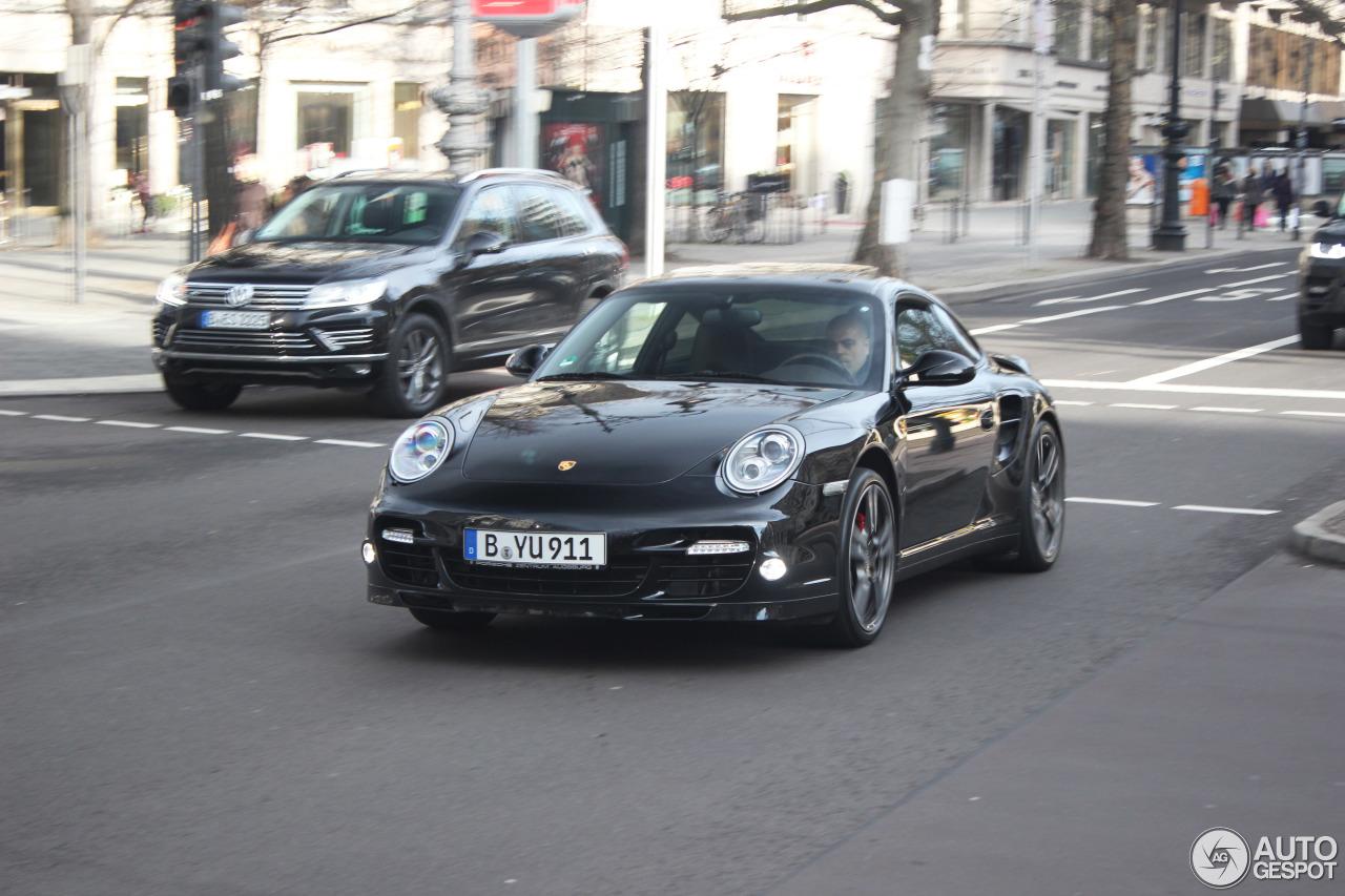 Porsche 997 Turbo MkII 4