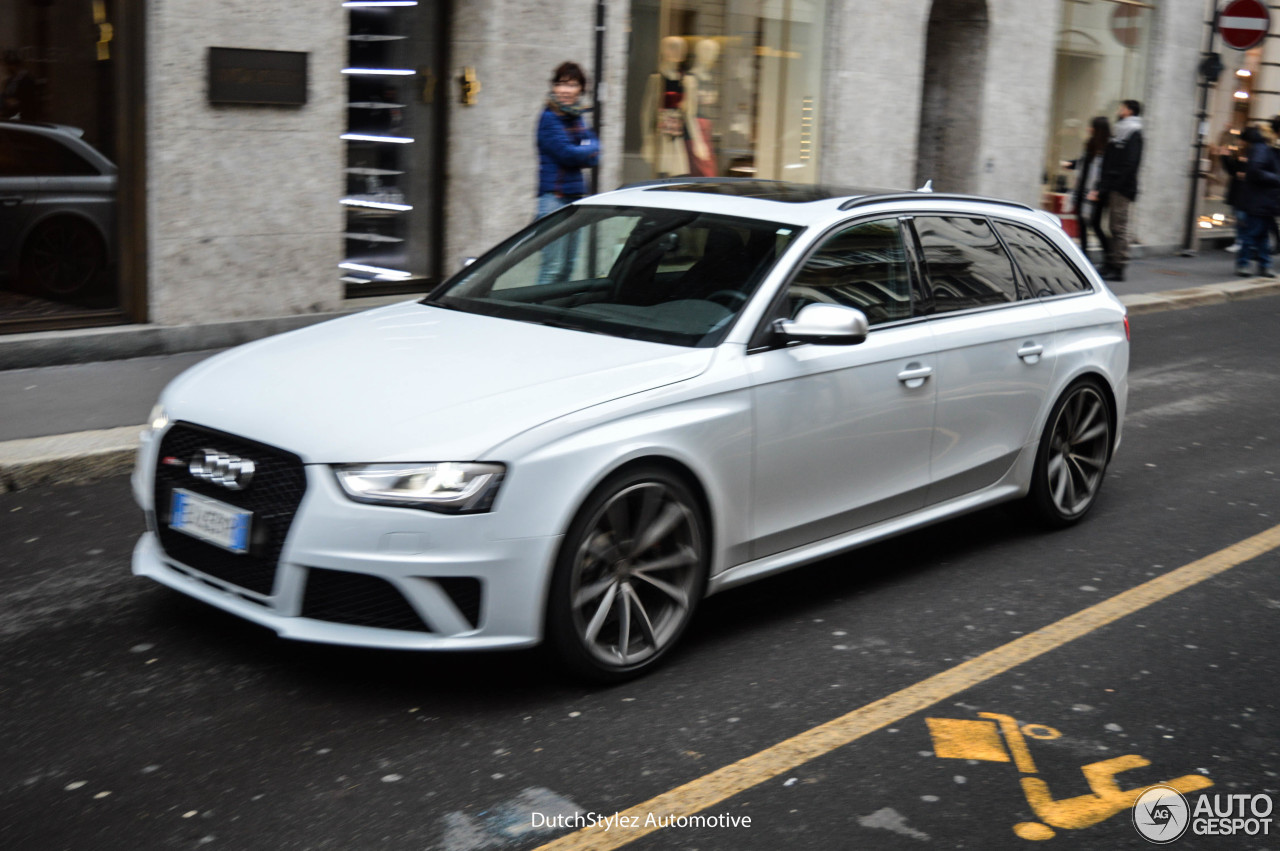 Audi Rs4 Avant B8 8 February 2016 Autogespot