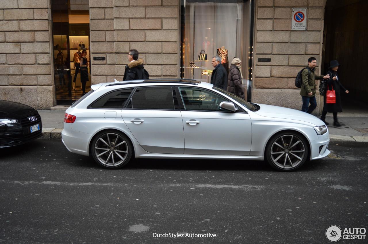 Audi RS4 Avant B8 5