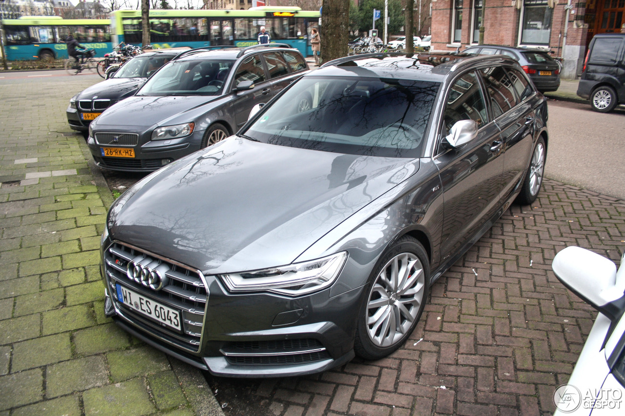 audi s6 avant c7 2015 8 februar 2016 autogespot. Black Bedroom Furniture Sets. Home Design Ideas