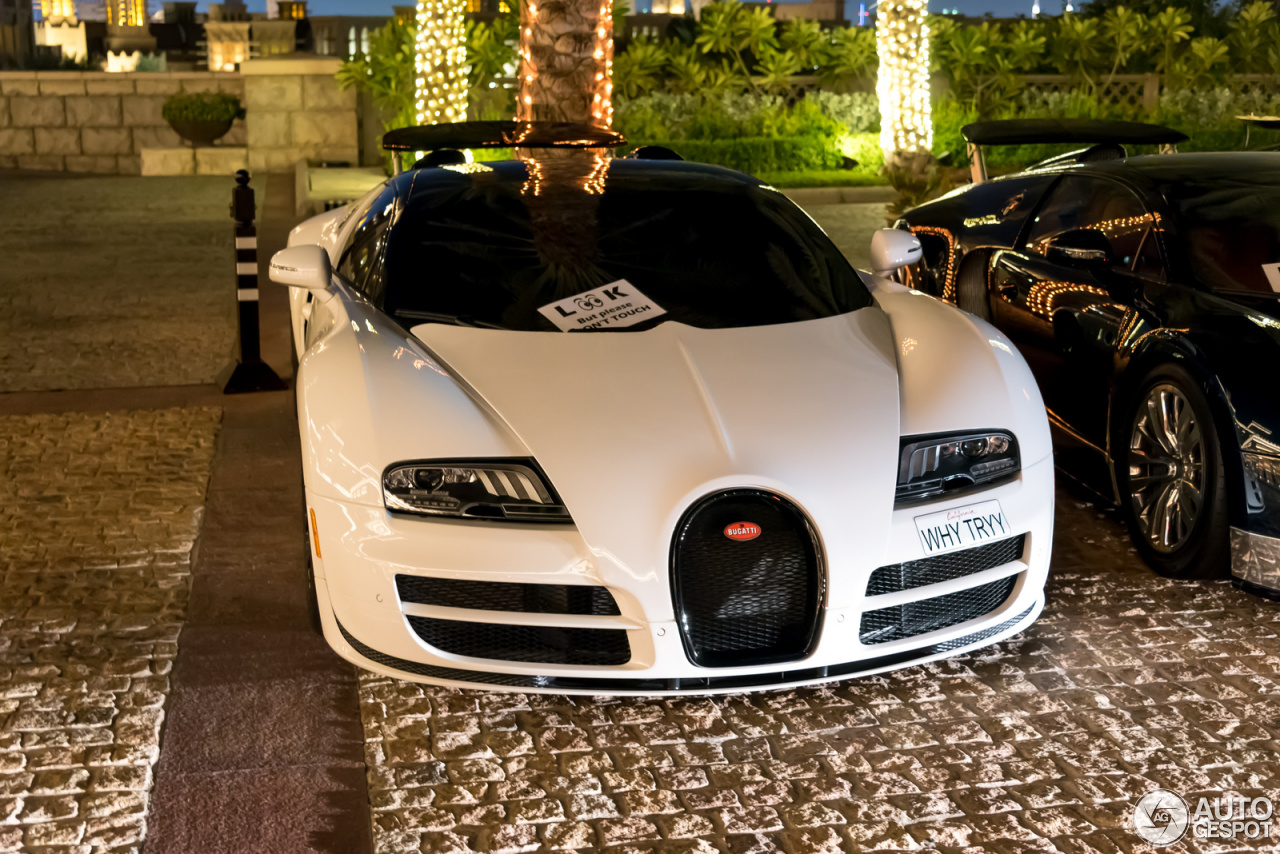 bugatti veyron 16 4 grand sport vitesse l 39 orque blanc 8 february 2016 autogespot. Black Bedroom Furniture Sets. Home Design Ideas