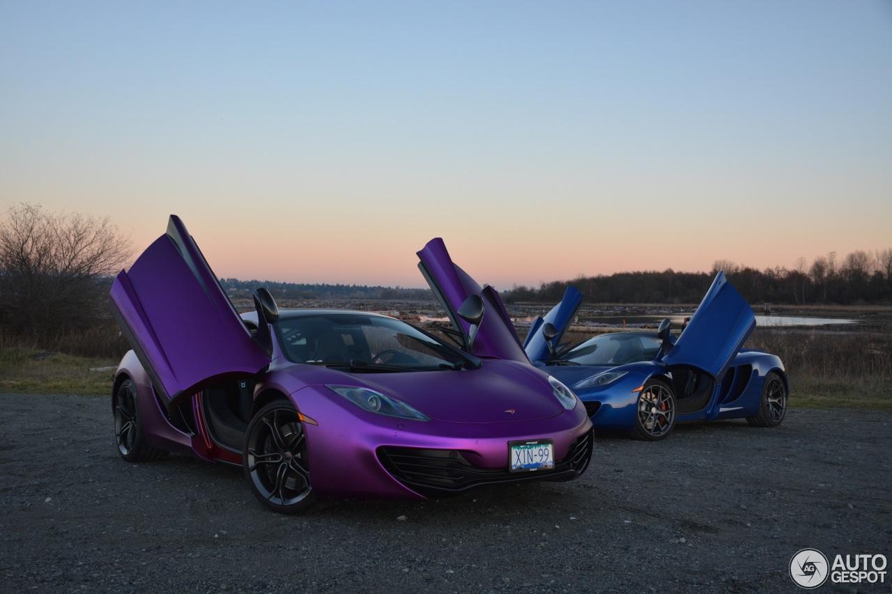 McLaren 12C 1