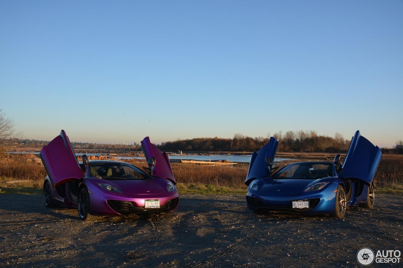 McLaren 12C 7