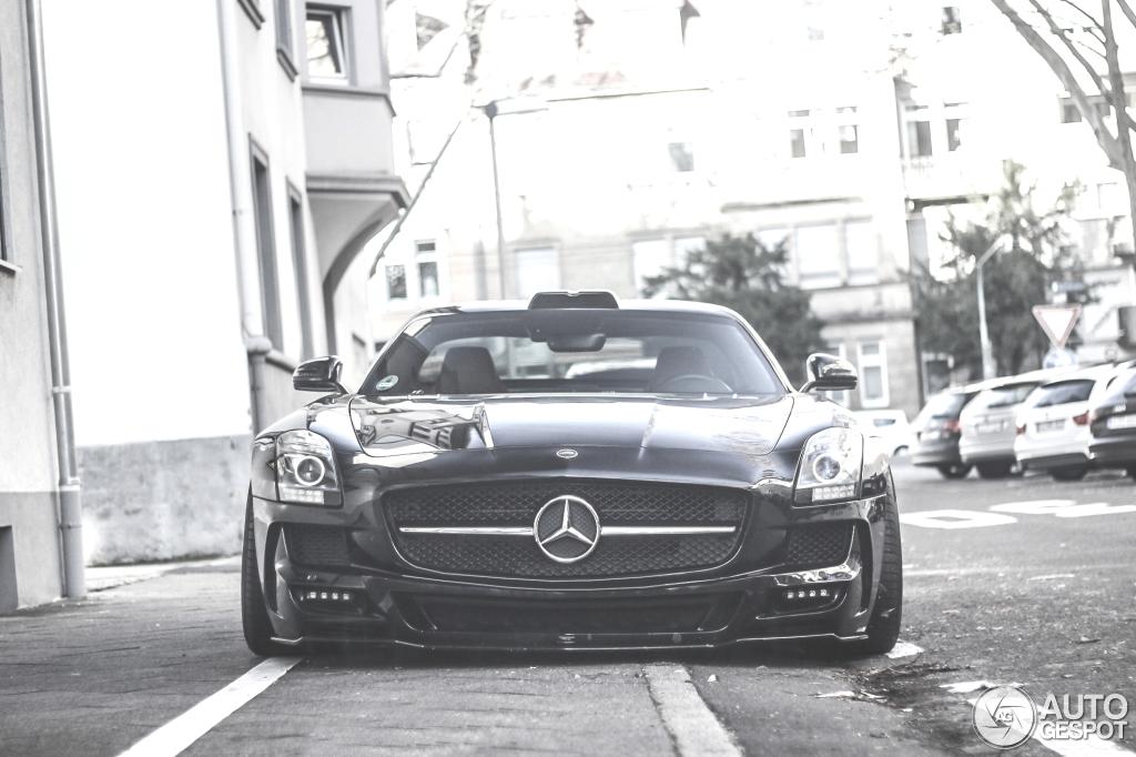 Mercedes-Benz SLS AMG MEC Design 1