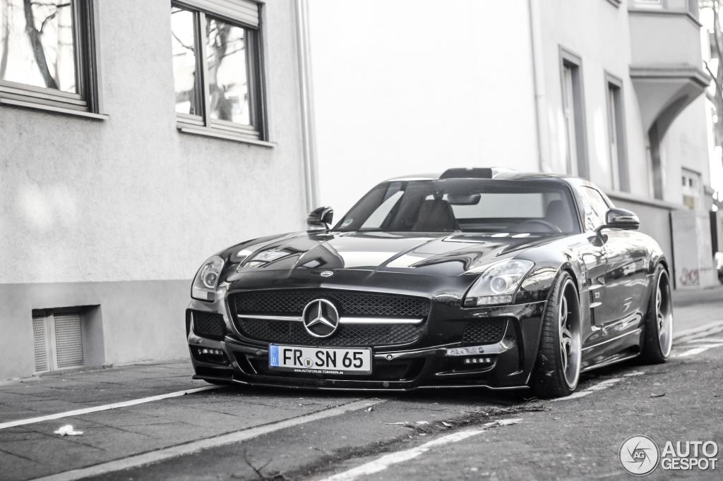 Mercedes-Benz SLS AMG MEC Design 2