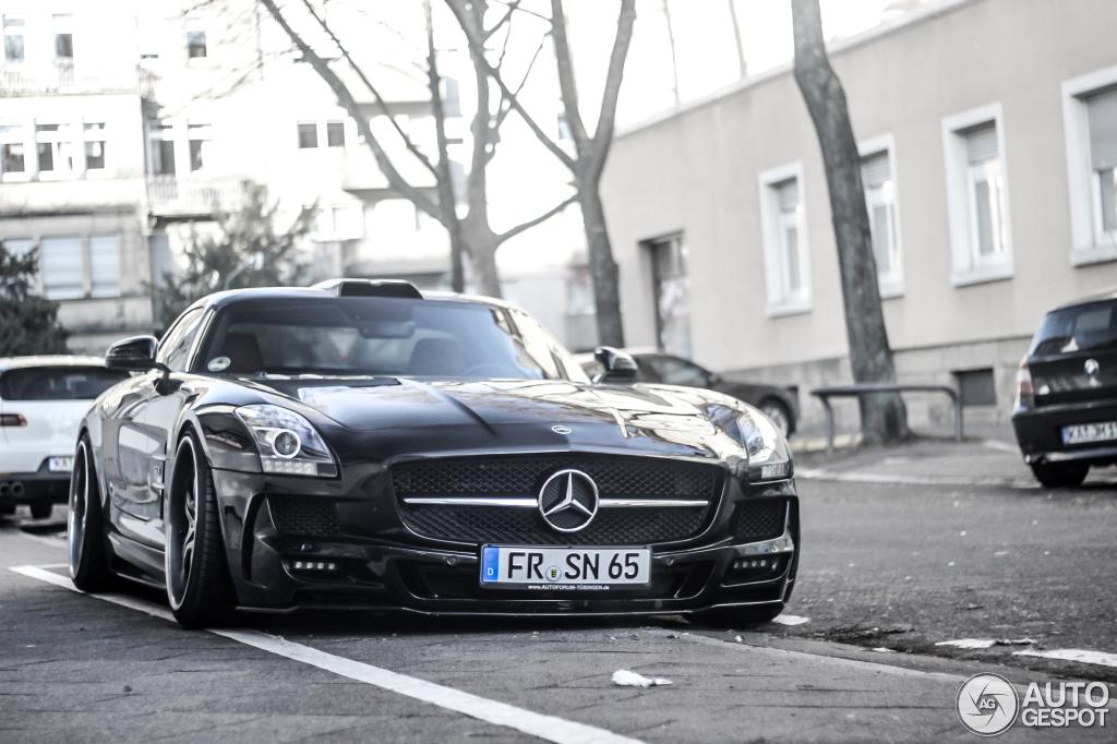 Mercedes-Benz SLS AMG MEC Design 3