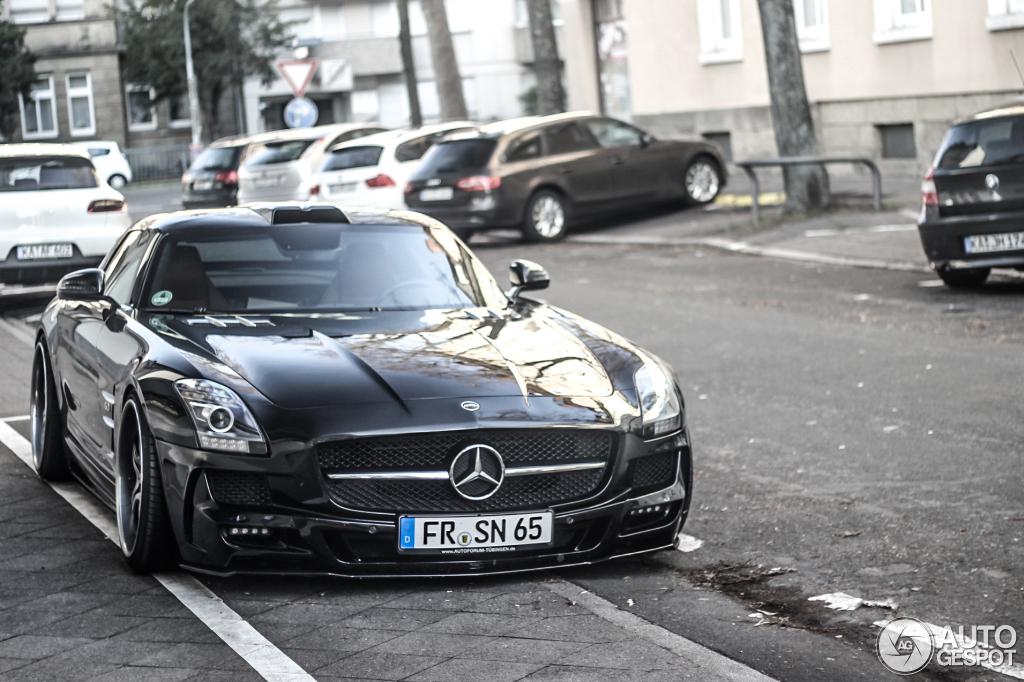 Mercedes-Benz SLS AMG MEC Design 4