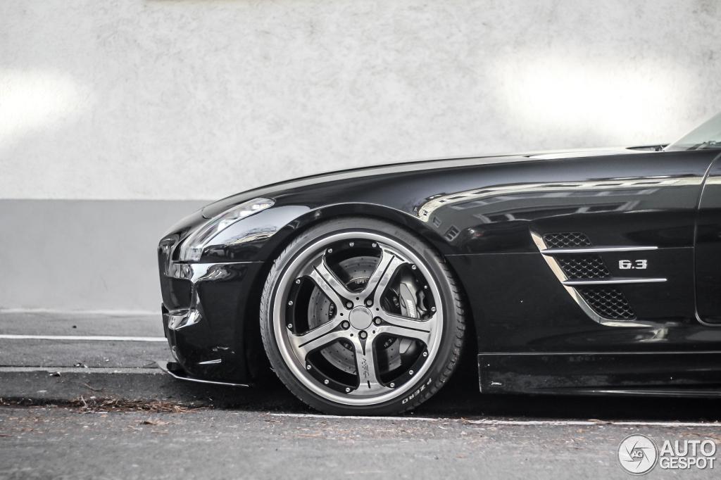Mercedes-Benz SLS AMG MEC Design 9