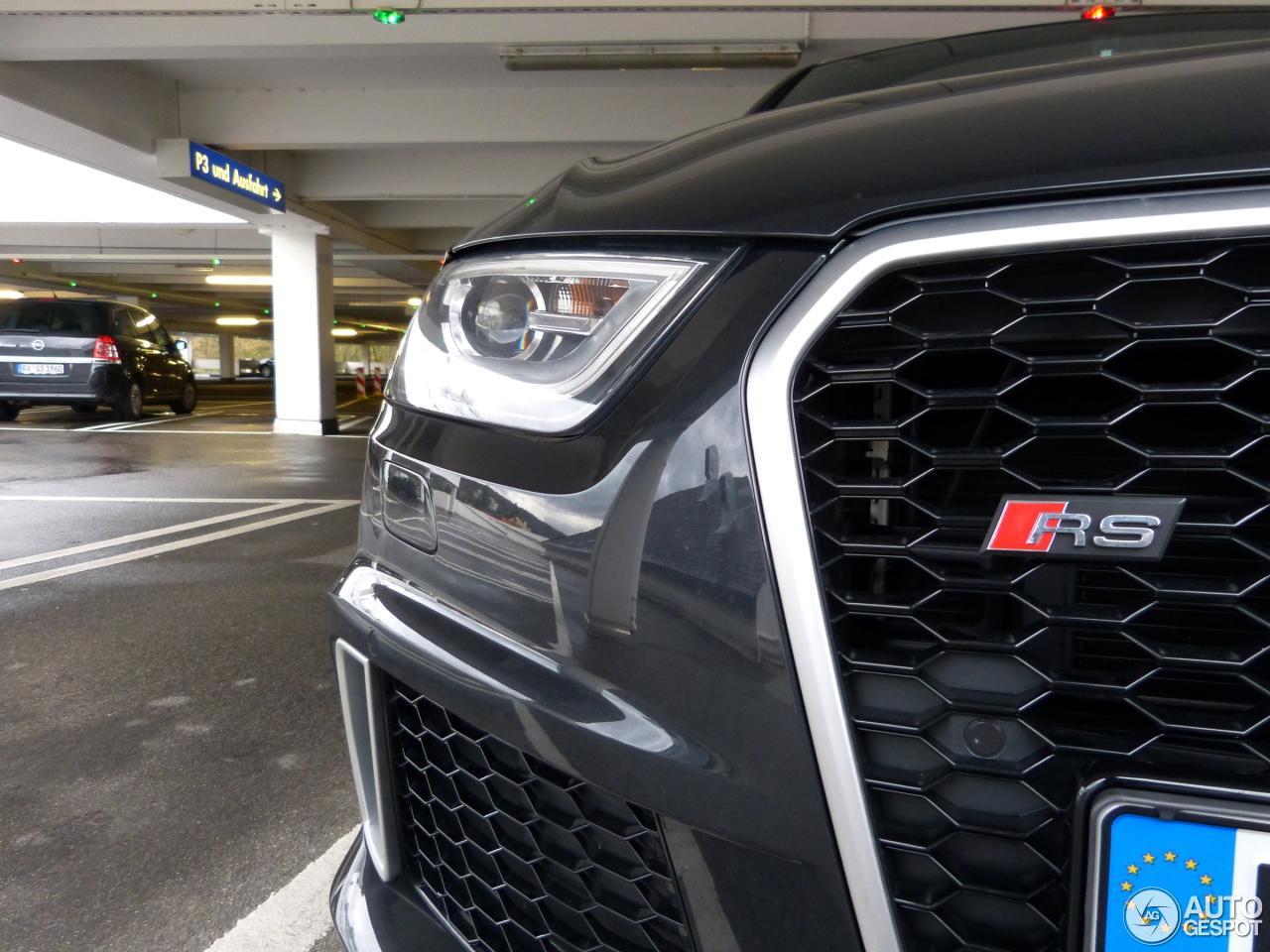Audi RS Q3 6