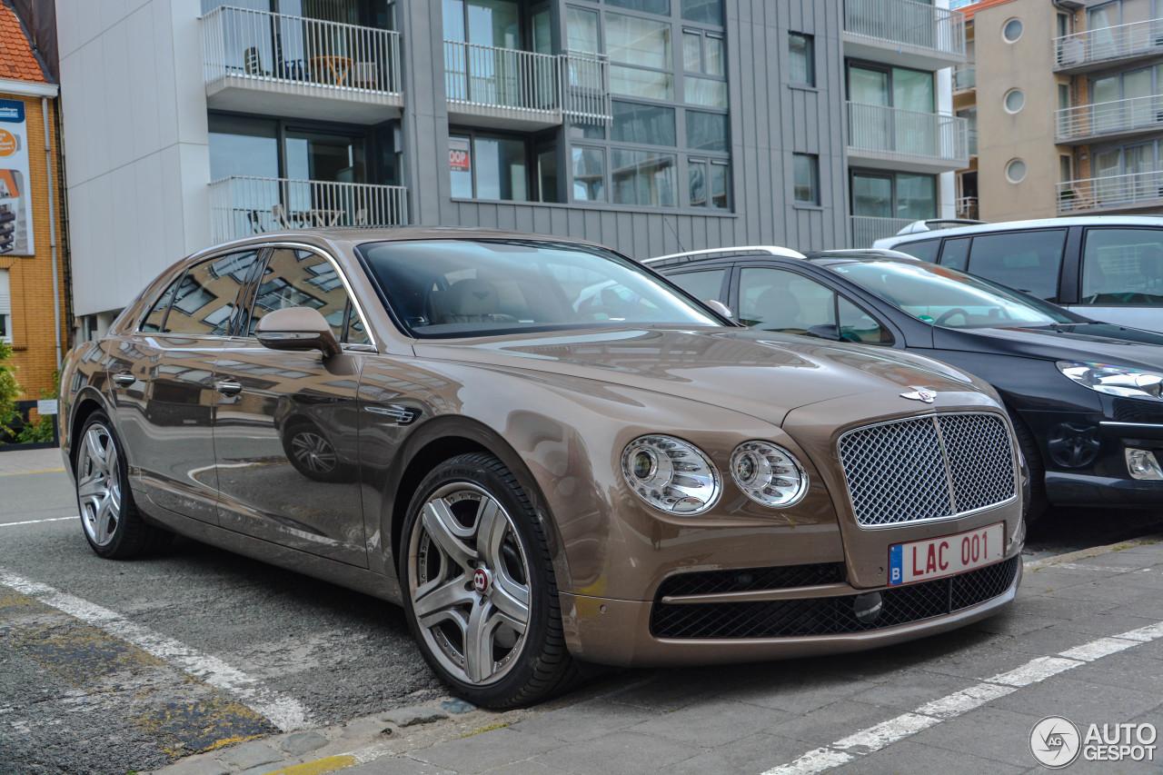 Bentley Flying Spur V8 9 February 2016 Autogespot
