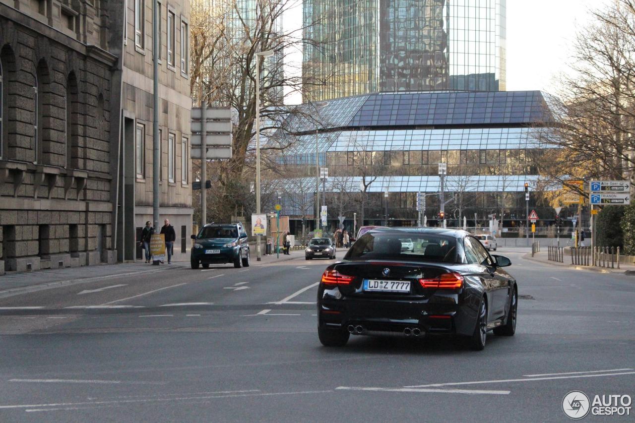 BMW M4 F83 Convertible 5