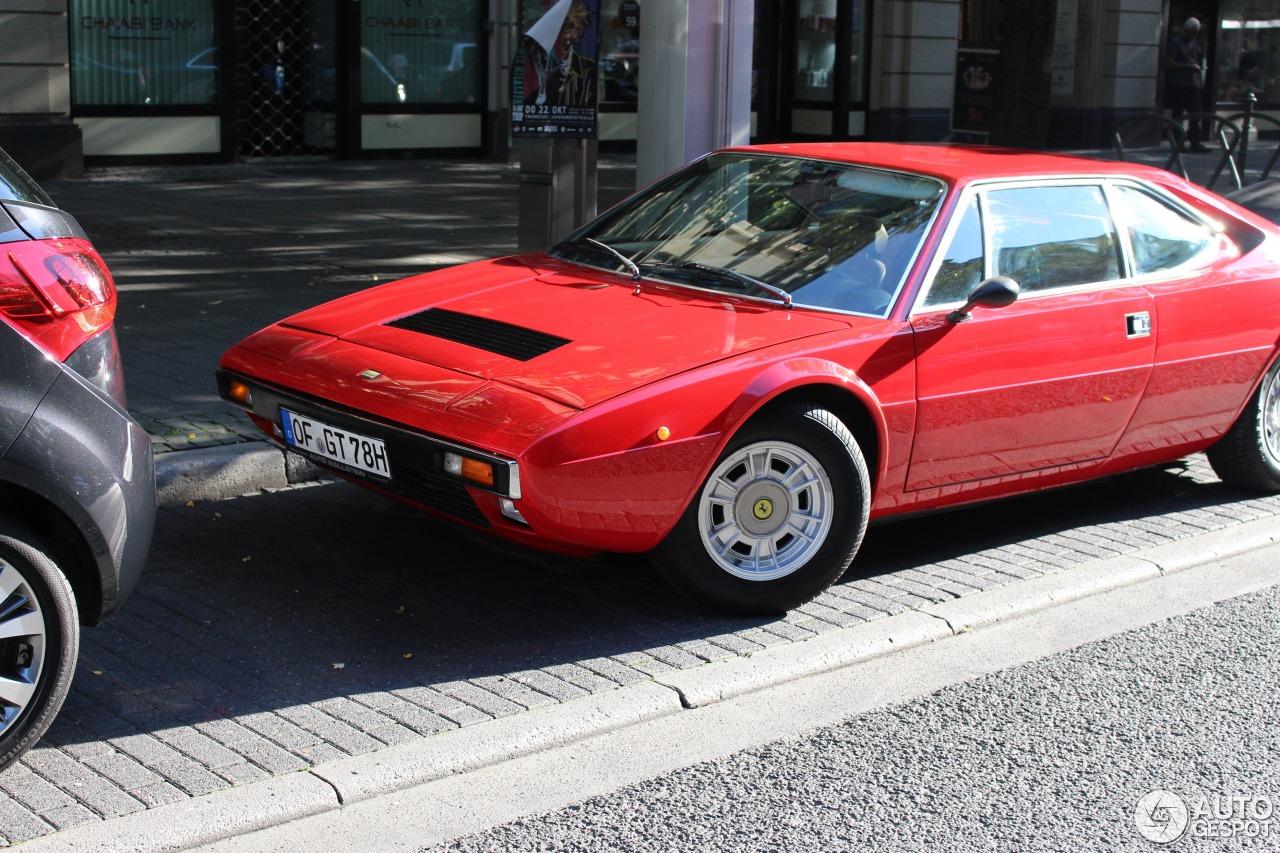 Ferrari Dino 308 GT4 4
