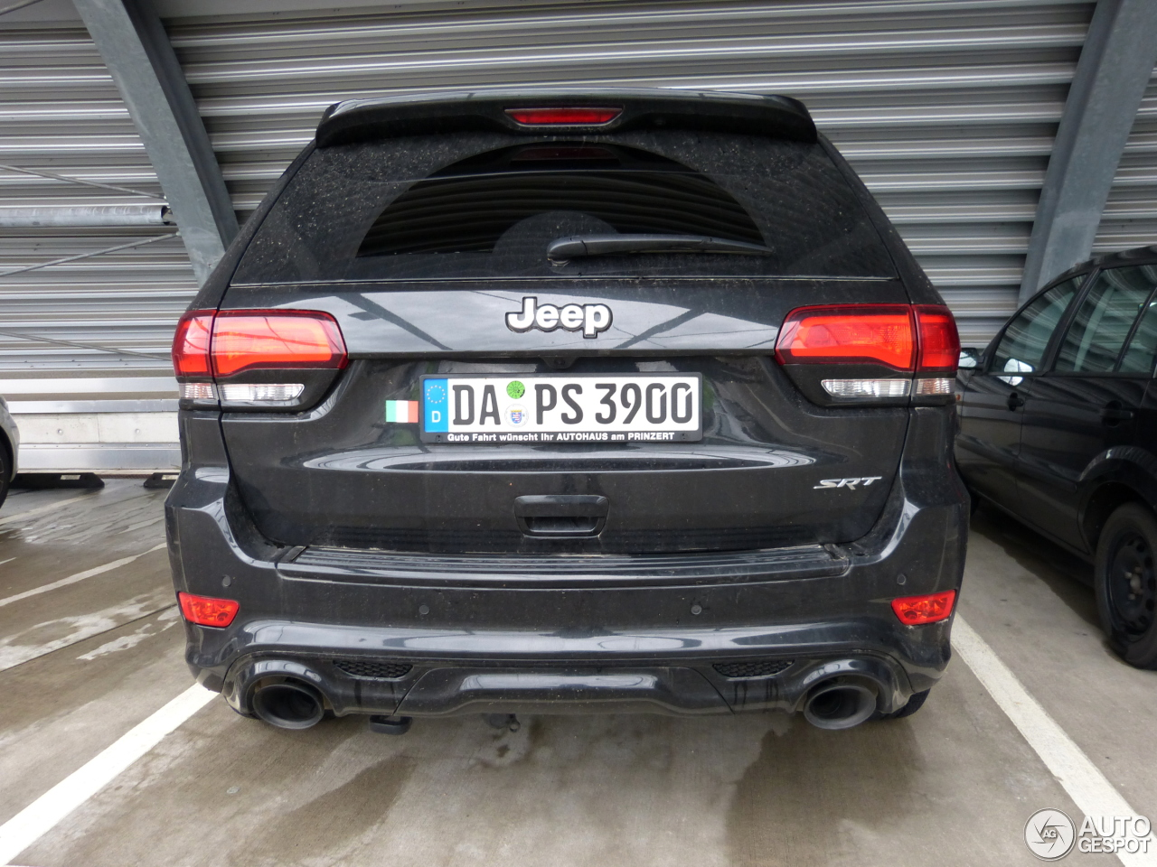 Jeep Grand Cherokee SRT-8 2013 2