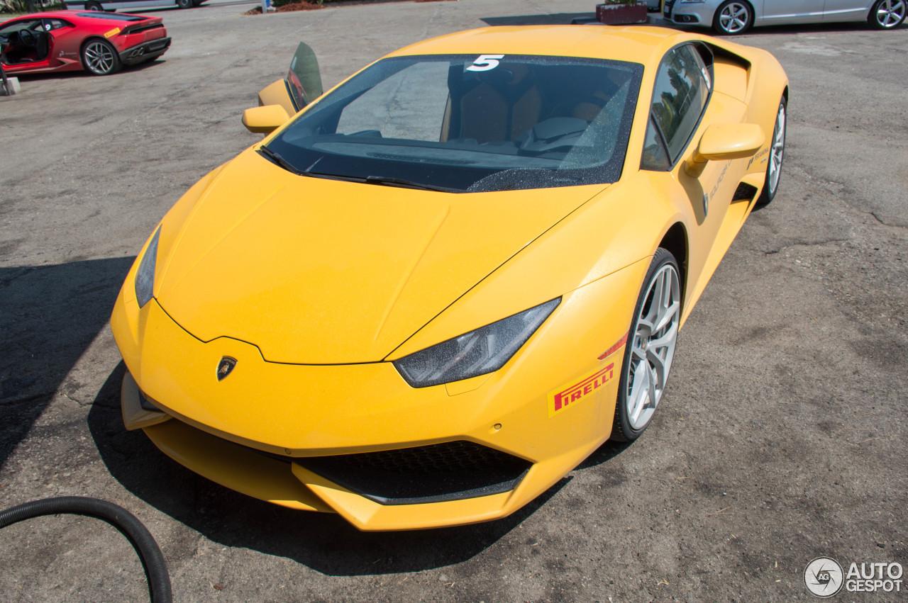Lamborghini Huracán LP610-4 1