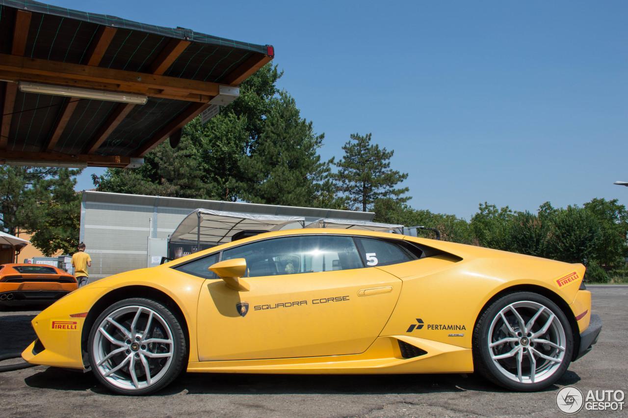 Lamborghini Huracán LP610-4 2